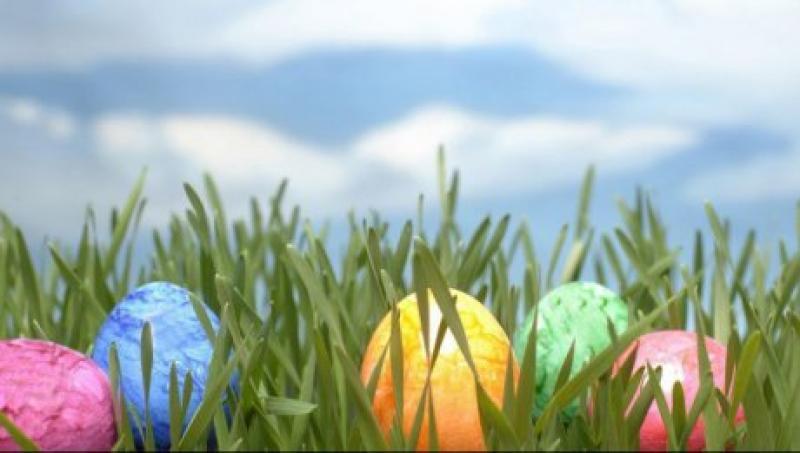 VEZI cum va fi vremea de Paşti ! Prognoza meteo pentru următoarele zile