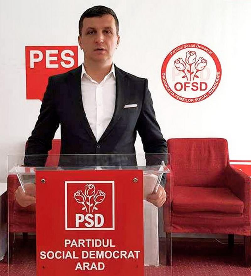 Beniamin Vărcuş : Cacealmaua primarului Falcă transformă Aradul în capitala gunoaielor