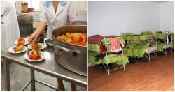 Hrană caldă zilnică pentru beneficiarii Adăpostului de Noapte