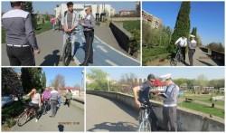 """Poliția Locală Arad campania de informare: """"Biciclim în spiritul legii!"""""""