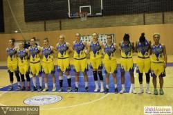 ICIM şi-a aflat  următoarea adversară din play-off-ul Ligii Naţionale de baschet
