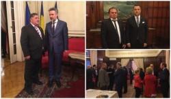 Filiala Judeţenă Arad a Confederaţiei Paronatul Român  prezentă la Budapesta