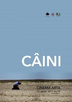 """""""Câini"""", un thriller cum nu ai mai văzut în filmul românesc, ajunge în premieră şi în Arad"""