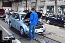 RAR vrea ca mașinile mai vechi de 12 ani să efectueze ITP-ul  anual