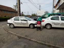 Culmea amenzilor ! Polițiştii din Timişoara se amendează între ei !