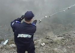 Pescuiau cu unelte interzise