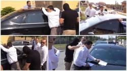 """Au apărut primele imagini cu Nicolae Ioţcu în momentul flagrantului DNA, şi """"celebrul"""" plic cu bani (FOTO/Video)"""