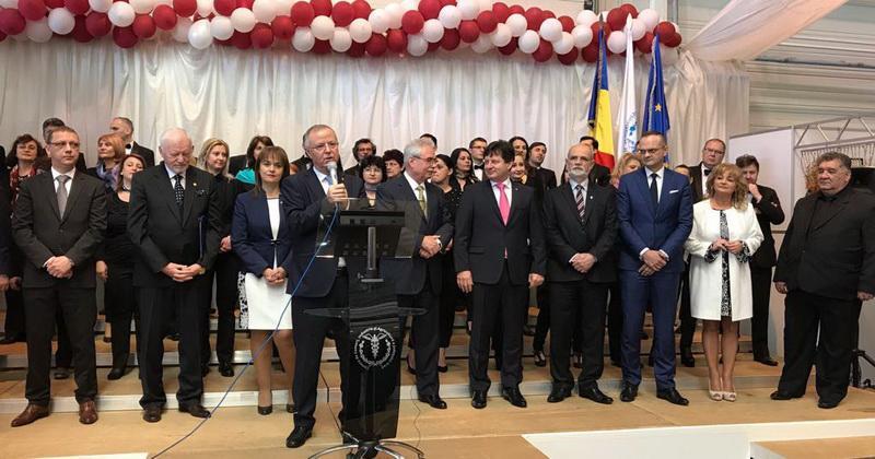 Ministrul Educației în vizită la standul DRW Arad de la Edu2Job for Life