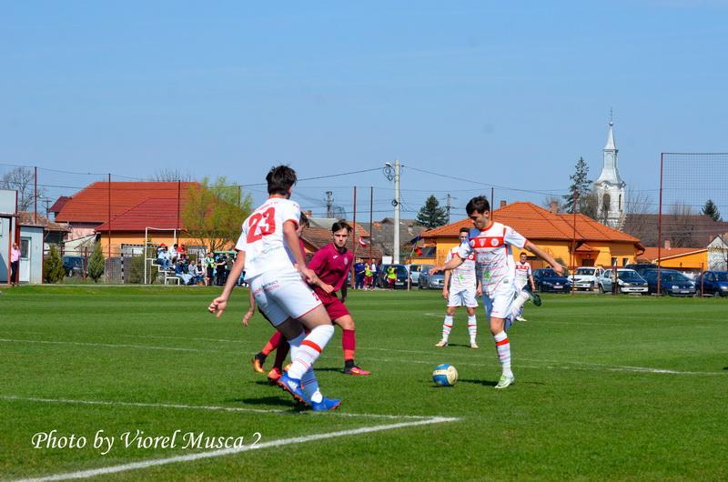 UTA Under 19 – Dinamo 1-1, în prima manșă a semifinalei Elite