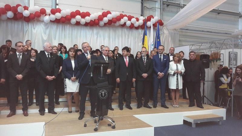 Ministrul Educaţiei Naţionale apreciază Şcoala de Sudură din Arad