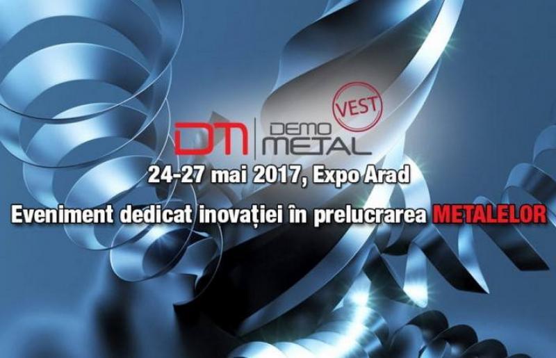 Demo Metal, la prima ediție în vestul țării, la Expo Arad