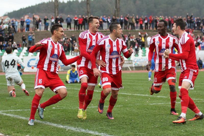 Rezultate Liga a II-a etapa a 35-a: Sepsi ia opţiune serioasă pentru liga I, câştigă în deplasare la Suceava
