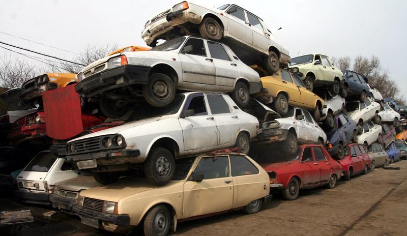 """Se pot depune cererile de radiere ale  autovehiculelor din Programul """"Rabla"""""""