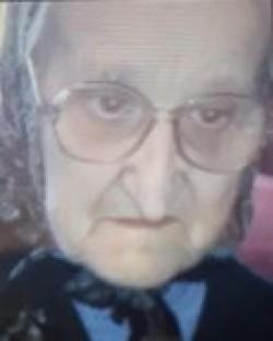 O bătrână de 83 de ani a dispărut de la domiciliu