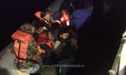 O nouă operațiune de salvare a poliţiştilor de frontieră români aflați în Grecia