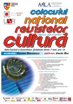 Colocviul Naţional al Revistelor de Cultură din România ediţia a IV-a