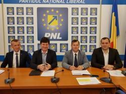 Liberalii și-au desemnat candidații pentru primăriile Almaș și Covăsânț!
