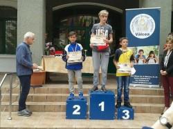 Primul la Orientarea turistică loc pentru Palatul Copiilor Arad la Cupa Bihorului