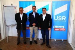 USR îşi prezintă candidatul la Primăria comunei Almaş