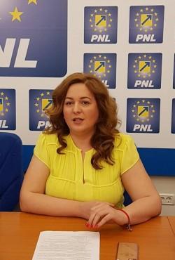 """Geanina Pistru (PNL): """"Proiect pentru arădeni: plimbare cu trăsura în centrul orașului!"""""""