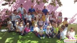 Campioni la judo de la CSS ,CSU Gloria Arad, prezenți la Grădinița Bambi, din Arad !
