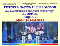 Festival Naţional de Folclor la Arad