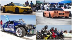 Drag Racing Events 2017 pe Aeroportul Arad (Galerie FOTO)