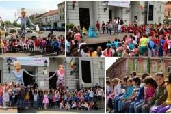 Festivalul de teatru circ Fantasticoo la Arad