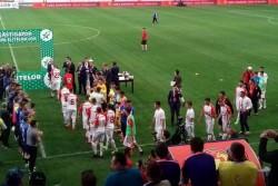"""Juniorii  """"Bătrânei Doamne""""  U19 au pierdut finala Cupei României"""