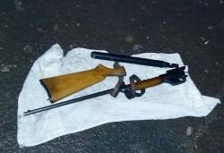 Bărbat de 31 de ani, prin la vama Nădlac încercat să introducă în ţară ilegal  o armă