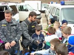 Copiii sunt aşteptaţi la ziua porţilor deschise la I.P.J. Arad