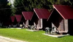 Parc de educaţie montană, la Căsoaia