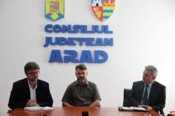 Infotrip, promovarea Aradului turistic în regiune