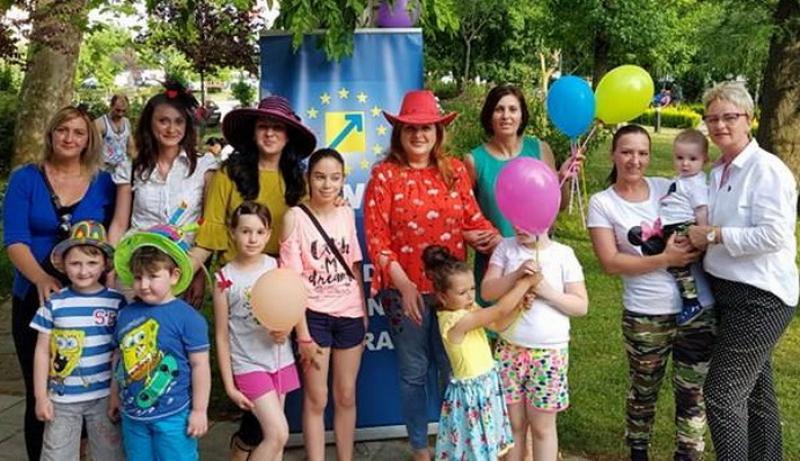 Doamnele liberale au organizat și în acest an un eveniment special pentru Ziua Copilului!