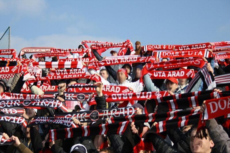 Este oficial! Chiar înainte de barajul de promovare în Liga 1: UTA Bătrâna Doamnă devine Fotbal Club UTA Arad