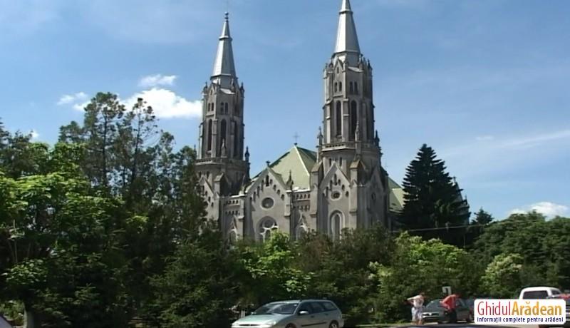 125 de ani de la sfințirea bisericii romano-catolice din Vinga