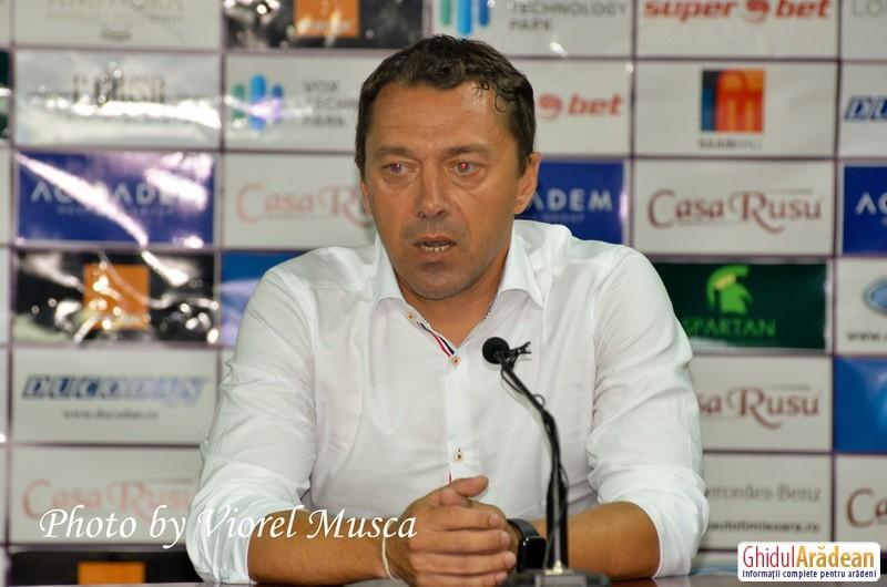 """Conferinţa de presă Laurenţiu Roșu, după meciul cu Poli: """"Am jucat slab o repriză, iar domnul Popa nu m-a respectat"""" (VIDEO)"""