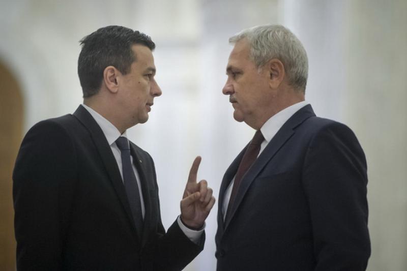 Liviu Dragnea i-a cerut demisia lui Sorin Grindeanu. Premierul nu vrea, începe lupta în PSD