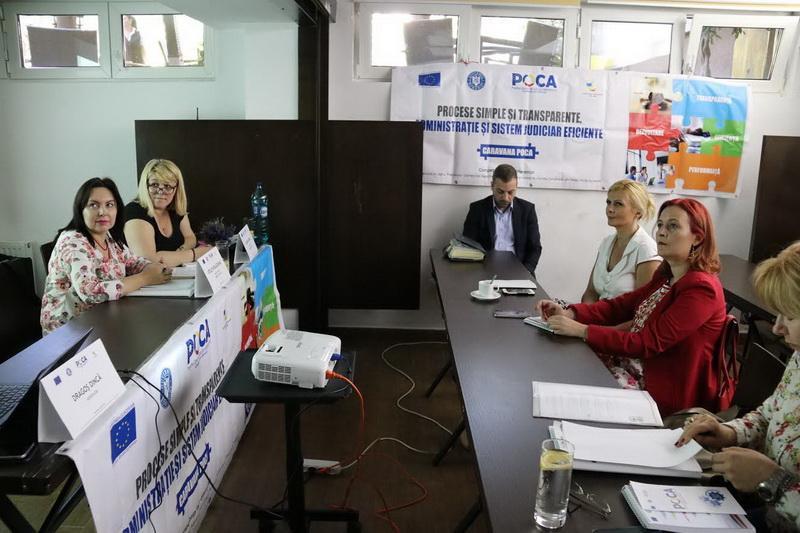 """Claudia Boghicevici: """"Ne îndreptăm atenţia spre POCA, un program european eficient, pentru o administraţie publică performantă"""""""