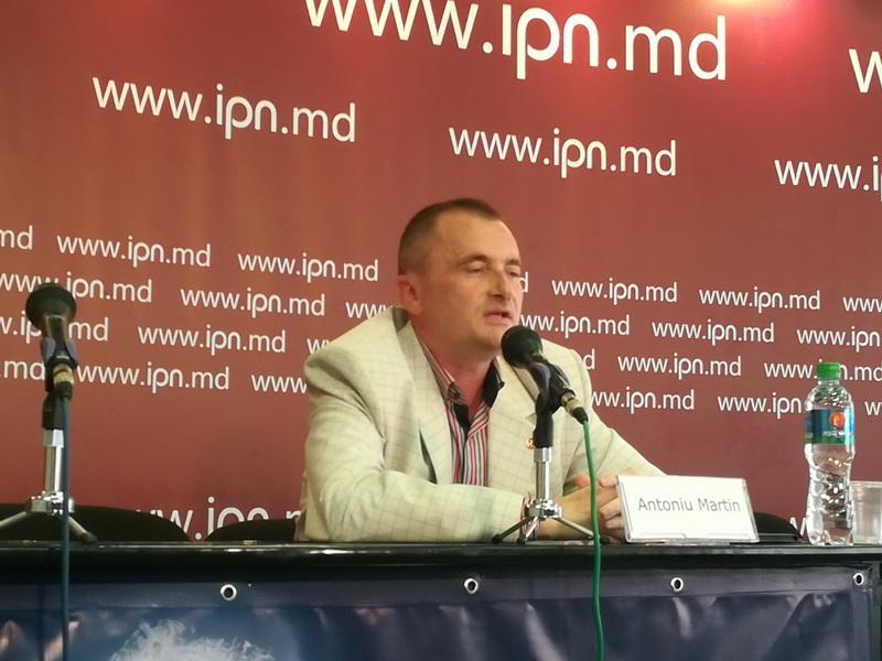 Delegație economică în Republica Moldova condusă de arădeanul Antoniu Martin