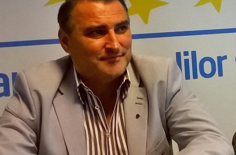 Florin Galiş, noul preşedinte al organizaţiei judeţene ALDE Arad