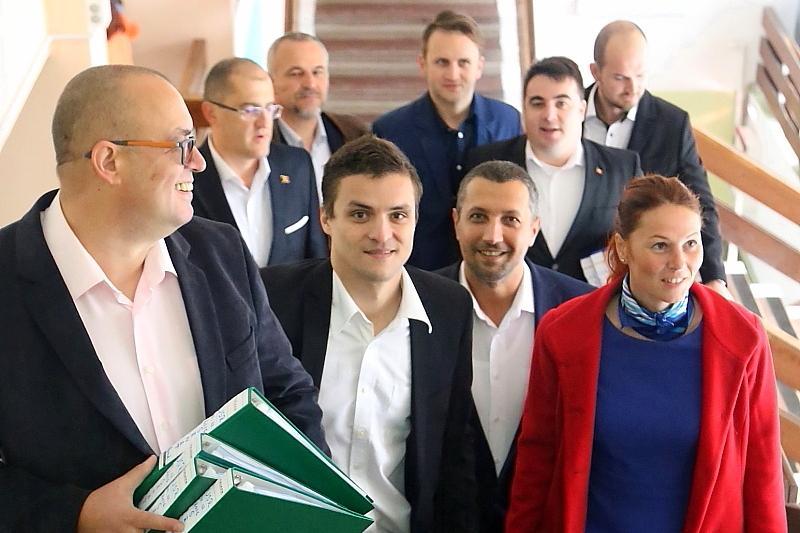 USR Arad a prezentat al doilea Raport trimestrial de activitate