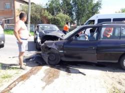 Accident grav la intrare în localitatea Șiria !