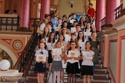 Premierea Olimpicilor la Colegiul Naţional Moise Nicoară (Galerie FOTO)