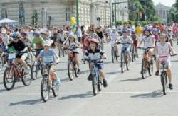 Arădenii sunt invitați la pedalat