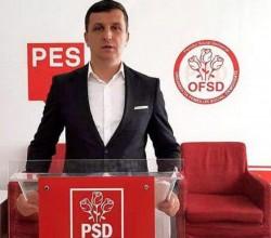 PSD îşi mai pune un politruc şef la o companie de stat. Consilierul muncipal PSD Beniamin Vârcuş director la Poşta Română!