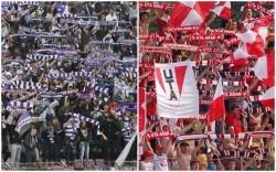 Măsuri de ordine la meciul de fotbal UTA Arad – ACS Poli Timişoara