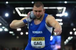 Sportul arădean și-a pierdut cel mai bun sportiv al anului 2016: Atletul Andrei Gag s-a transferat la CSM București!