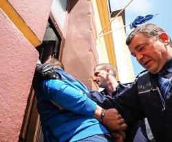 Polițiștii Mihuț Eugen și Tomici Dușan au prins în mai puțin de jumătate de oră, un hoț periculos !