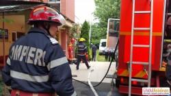 (Video/FOTO) Pompierii au fost astăzi în mare alertă ! În Arad au răsunat sirenele !